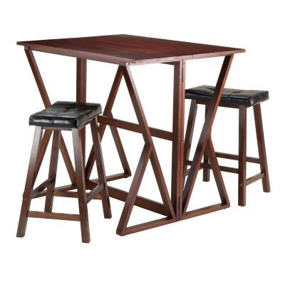 Harrington 3 Piece High Table and Two 24' Stools - 94345