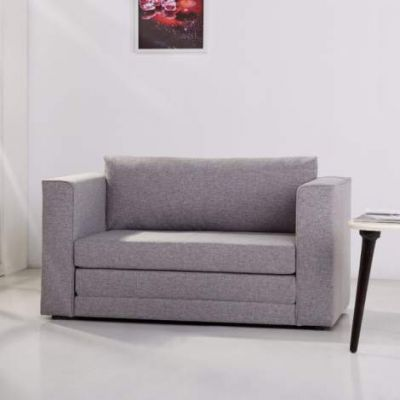 Corona Convertible Loveseat Sleeper in Ash - ADC-COR-CLS-NDX-ASH