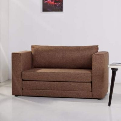 Corona Convertible Ashley Loveseat Sleeper in Ceramic - ADC-COR-CLS-NMX-CER