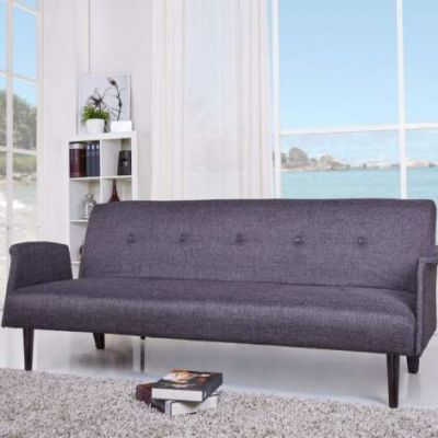 Westminster Convertible Sofa Bed in Dark Gray - ADC-WES-CSB-NMX-GRA