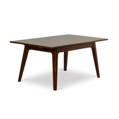 Adeline Dining Table with Auto Storage Leaf - AE500T