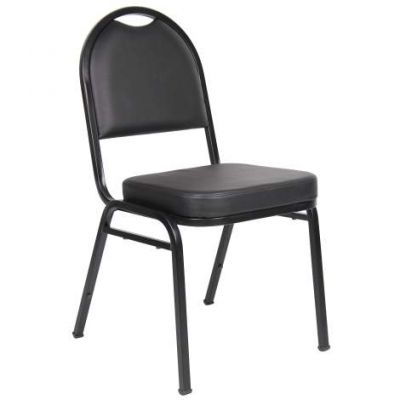 Black Caressoft Banquet Chair - B1500-CS-4
