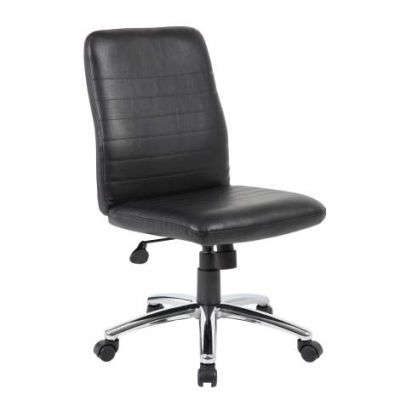 Retro Task Chair in Black - B430-BK