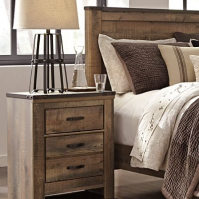 Trinell Two Drawer Night Stand - B446-92
