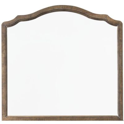 Interlude Landscape Mirror in Sandstone - B560-25