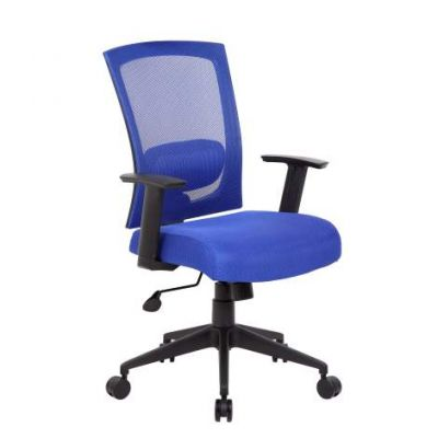 Mesh Back Task Chair in Blue - B6706-BE