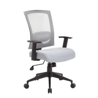 Mesh Back Task Chair in Gray - B6706-GY