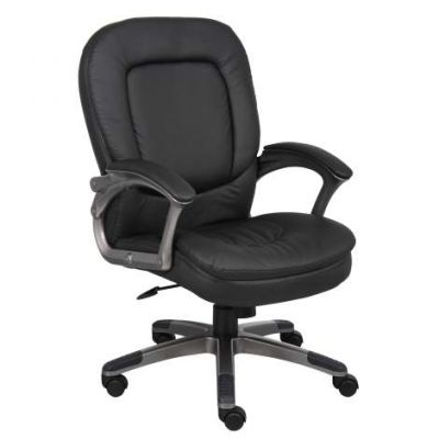 Executive Pillow Top Mid Back Chair - B7106