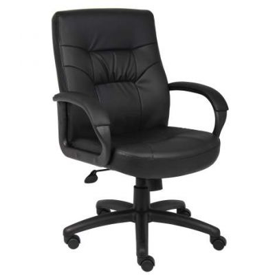 Executive Mid Back LeatherPlus Chair - B7506