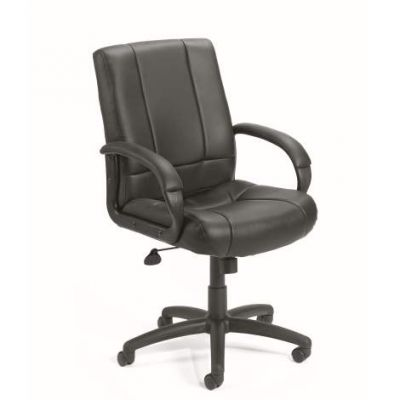 Caressoft Executive Mid Back Chair - B7906