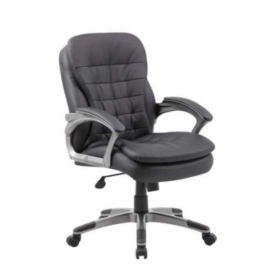 Executive Mid Back Pillow Top Chair - B9336
