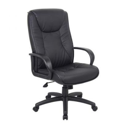 Office ChairsatWork High Back in Black - B9831