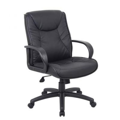 Office ChairsatWork High Back in Black - B9836