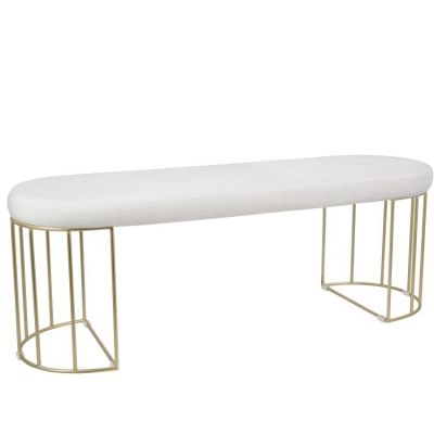 Canary Bench - BC-CNRY-AU-W