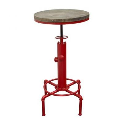 Brooklyn Adjustable Height Bistro Table - BROOKLYNBTRE