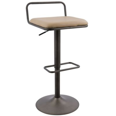 Beta Stoneberry Barstool - BS-BETA-AN-CAM2