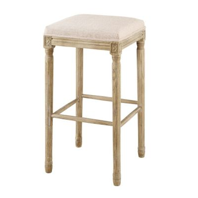 Sulla Collection Backless Bar Stool - BS033LIN01ASU