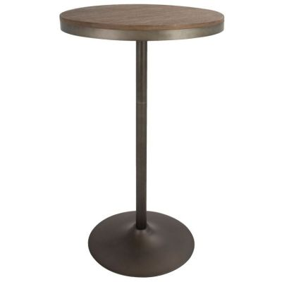 Dakota Bar Table - BT-DAK-AN-BN