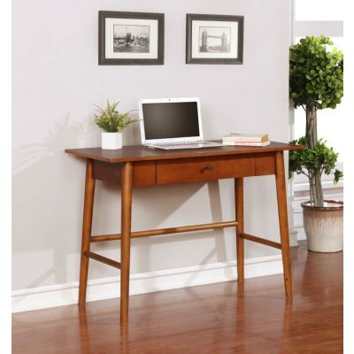 Charlotte Desk in Brown - CG135BIR01U