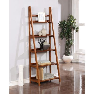 Charlotte Bookcase in Brown - CG136BIR01U
