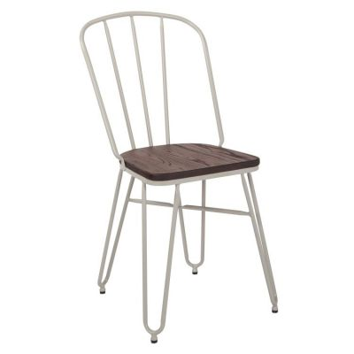 Charleston Chair in Grey(Set of 2) - CHN21A2-2