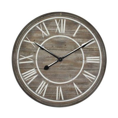 Rustic Age Wall Clock - CL19012137