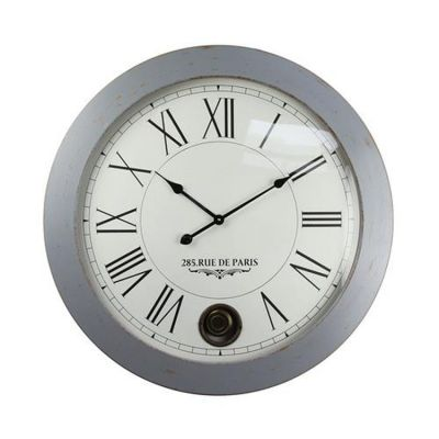 Sleek & Smooth Wall Clock - CL19401137