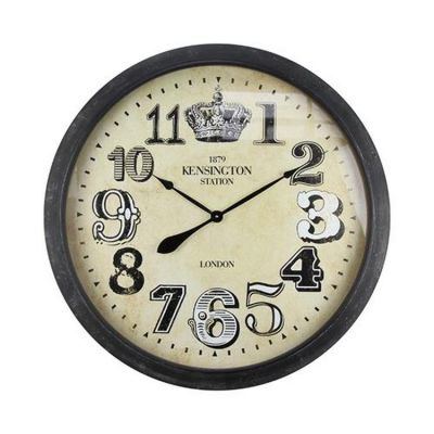 Royally Crowned Wall Clock - CL19601237