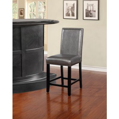 Stevie Pewter Counter Stool - CS009PWTR01U