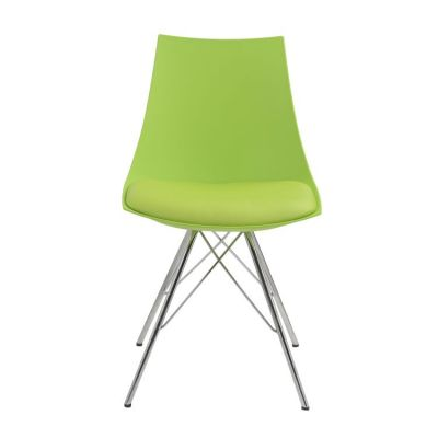 Audrey Dining Chair in Green - D119CHR-32-08-2PK-K