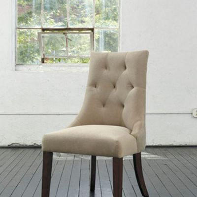 Mestler Dining Upholstered side chair - D540-202