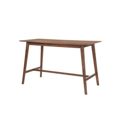 Simplicity Rectangular Gathering Table in Walnut Brown - D550-14