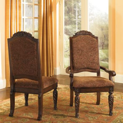 North Shore Dining Upholstered Side Chair - D553-02