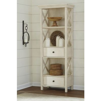 Bolanburg Display Cabinet in Antique White - D647-76