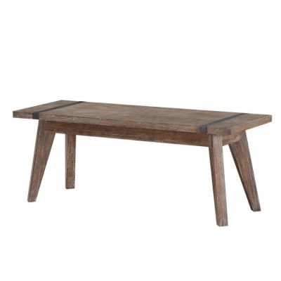 Viewpoint Bench in Driftwood - D977-36