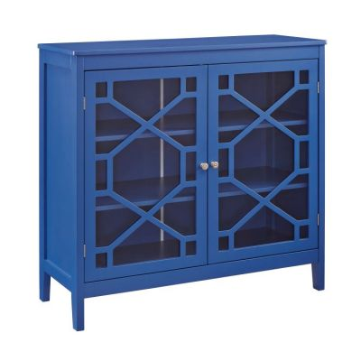 Felicia Blue Large Cabinet - FT116BLU01U