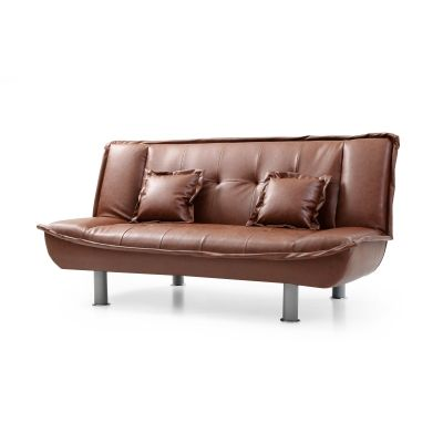 Sofa Bed in Brown - VEN060-G133-S