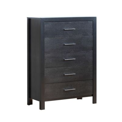 6 Drawer Bob's Chest in Black - G4250-CH