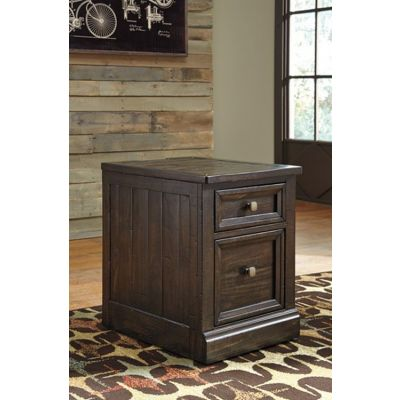 Townser File Cabinet in Grayish Brown - H636-12