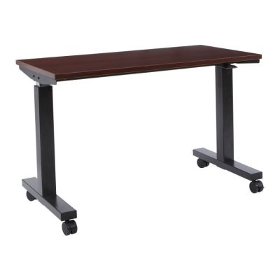 4 ft. Wide Pneumatic Height Adjustable Table - HAT60243-M