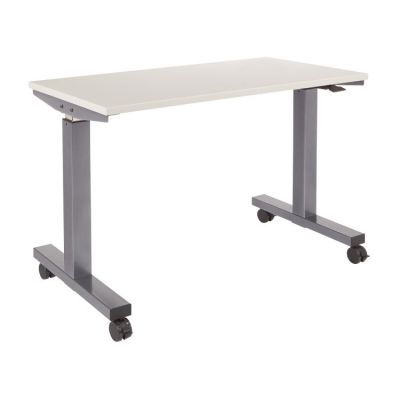 4 ft. Wide Pneumatic Height Adjustable Table - HAT60247-G