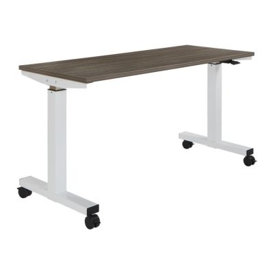 5 ft. Wide Pneumatic Height Adjustable Table - HAT60251-U