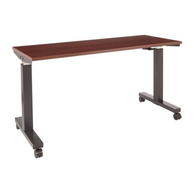 5 ft. Wide Pneumatic Height Adjustable Table - HAT60253-M