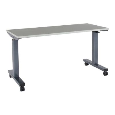 5 ft. Wide Pneumatic Height Adjustable Table - HAT60257-G