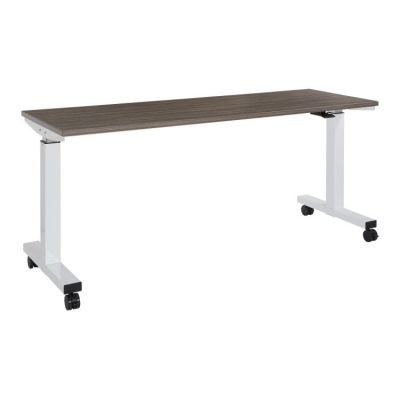 6 ft. Wide Pneumatic Height Adjustable Table - HAT60261-U