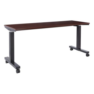 6 ft. Wide Pneumatic Height Adjustable Table - HAT60263-M