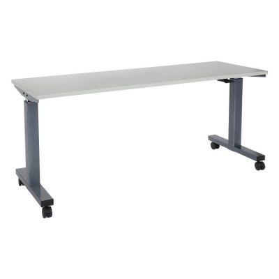 6 ft. Wide Pneumatic Height Adjustable Table - HAT60267-G