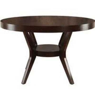Harpin Round Stoneberry Dining Table - IDF-3423T