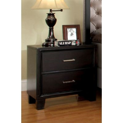 Noriah 2-Drawer Nightstand - IDF-7088N