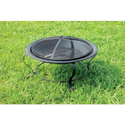 Falon Outdoor Fire Pit with Spark Guard - IDF-OF1802